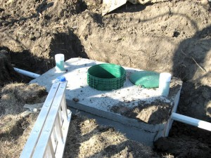 Sanitary Code helps to ensure that septic systems are installed properly to prevent contamination