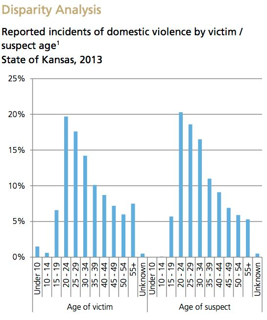 Domestic Violence-New Disparity Analysis