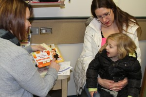 The WIC program offers one-on-one nutrition information and support. Our goal is to give children the